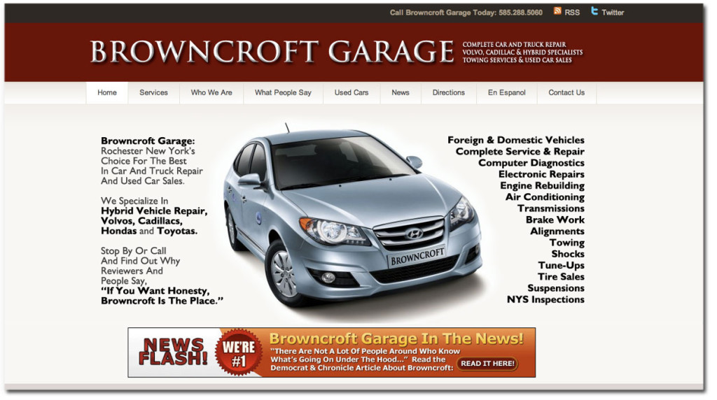 BROWNCROFT-GARAGE