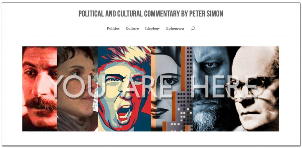Read commentary by Peter Thomas Simon at peterthomassimon.com